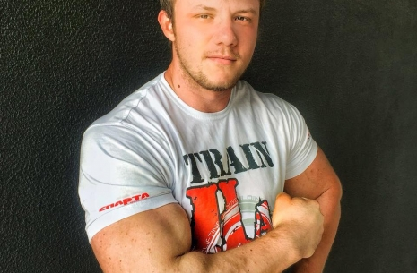 """Zloty Tur is a dream of any armwrestler"" - Sergey Evtushenko # Armwrestling # Armpower.net"