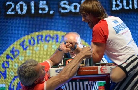 EUROARM2015 VIDEO LEFT HAND # Armwrestling # Armpower.net