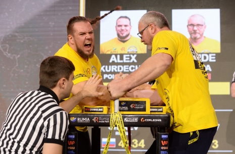 Zloty Tur-2017: heavyweights # Armwrestling # Armpower.net