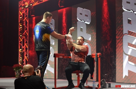 Rustam Babaev: The outcome of our fight will depend on a lot # Armwrestling # Armpower.net
