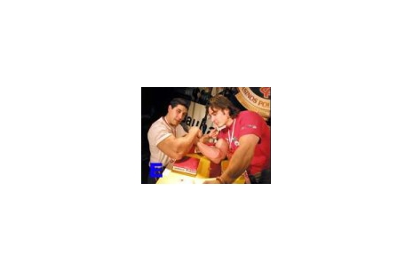 TARAS IVAKIN - TOP ROLL # Armwrestling # Armpower.net