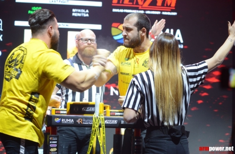David Dadikyan: I do not consider Brzenk a good option for the first stage # Armwrestling # Armpower.net