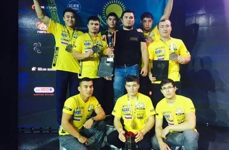Three successful stories from Kazakhstan # Armwrestling # Armpower.net