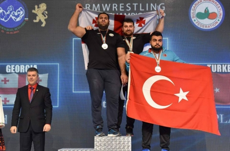 "Levan Saginashvili: ""I did everything I could"" # Armwrestling # Armpower.net"