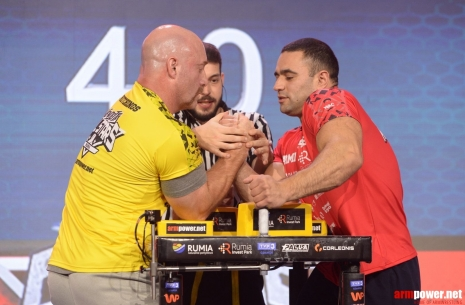 Who can beat Rustam Babayev? # Armwrestling # Armpower.net