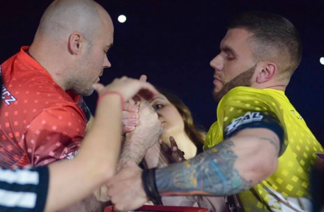Piotr Bartosiewicz: Strength was the key # Armwrestling # Armpower.net