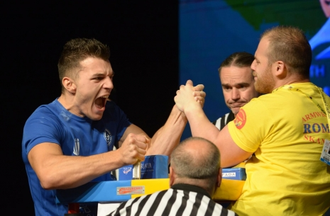 Summary of the 37 World Championships # Armwrestling # Armpower.net