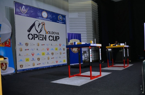 Moldova Open Cup: results # Armwrestling # Armpower.net