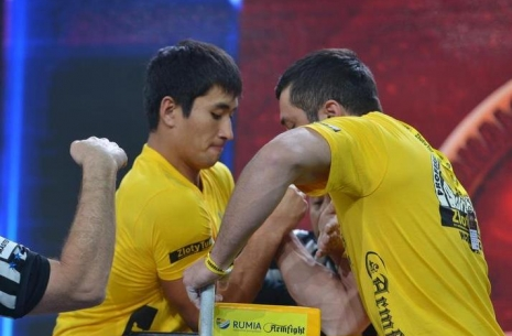 "Kydyrgali Ongarbaev: ""I will miss this World Championship"" # Armwrestling # Armpower.net"