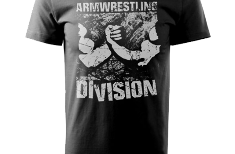 Armwrestling Division T-Shirt # Armwrestling # Armpower.net