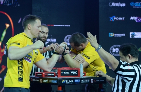 After Zloty Tur, part 2 # Armwrestling # Armpower.net