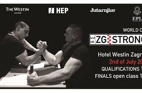 World Armwrestling Cup Zg Strong is coming! # Armwrestling # Armpower.net