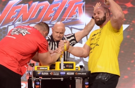 Dave Chaffee: I am excited about Top-8! # Armwrestling # Armpower.net
