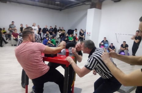 KING ROOKIE ARMWRESTLING LEAGUE 2018 tournament # Armwrestling # Armpower.net