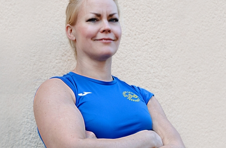 Malin Kleinsmith: It is a great honor for me to participate in the first women's Vendetta.  # Armwrestling # Armpower.net