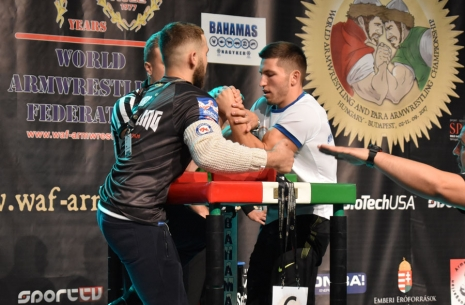 World champion in armwrestling, European champion in ... powerlifting! # Armwrestling # Armpower.net
