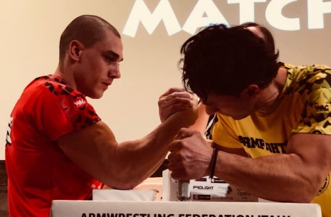 Super Match XIII is over! # Armwrestling # Armpower.net