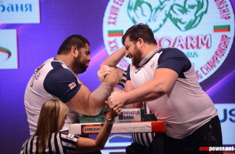 Questions and answers of the European Championship # Armwrestling # Armpower.net