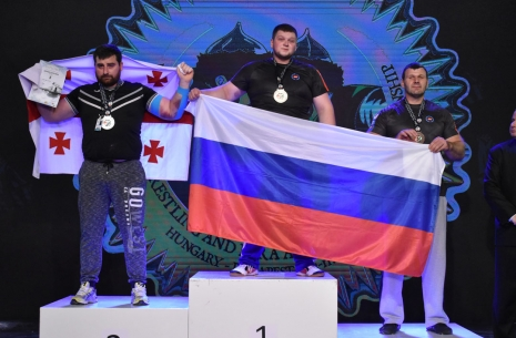 "Dmitry Silaev: ""I did not think that I would lose to Ongarbaev"" # Armwrestling # Armpower.net"