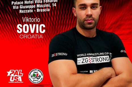At the finish line: Viktorio Sovic # Armwrestling # Armpower.net