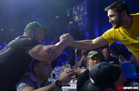 The most interesting draw! # Armwrestling # Armpower.net