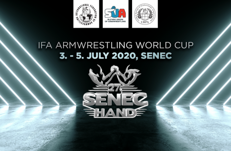 27.  Senec Hand, IFA Armwrestling World Cup  # Armwrestling # Armpower.net
