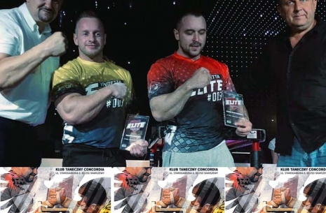 Vendetta in Skarszewy: Report # Armwrestling # Armpower.net