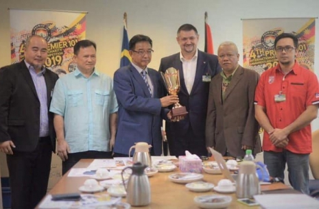 Malaysia becomes Southeast Asian Armwrestling Hub # Armwrestling # Armpower.net