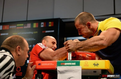 "Vrezh Sedrakyan: ""I study in details all potential rivals"" # Armwrestling # Armpower.net"