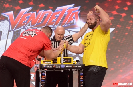 "Dave Chaffee: ""I am comfortable pulling a Vendetta"" # Armwrestling # Armpower.net"