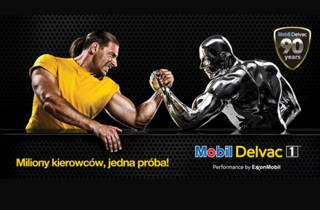 Mobil Delvac™ Strong Traker - Poznań Motor Show 2018 # Armwrestling # Armpower.net