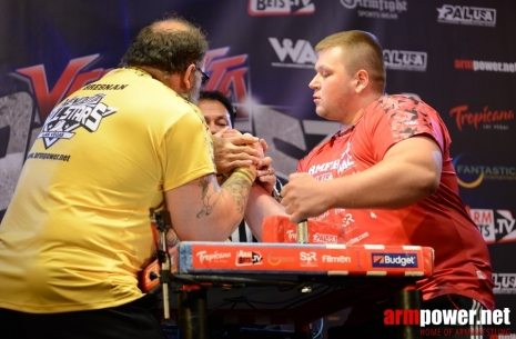 "Dmitry Silaev: ""It will be definitely difficult at the Zloty Tur"" # Armwrestling # Armpower.net"