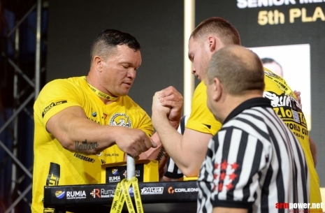 "Marcio Barboza: ""Feels like we need to finish a fight with Kostadinov"" # Armwrestling # Armpower.net"