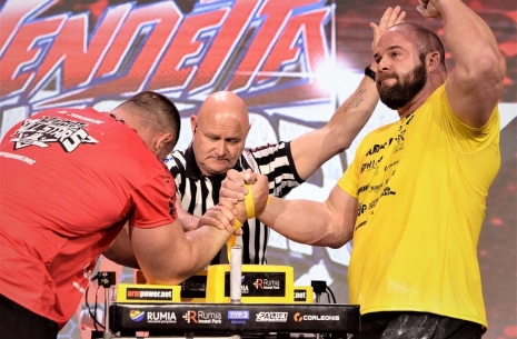 Dave Chaffee: Coming in 100 percent will be the key # Armwrestling # Armpower.net