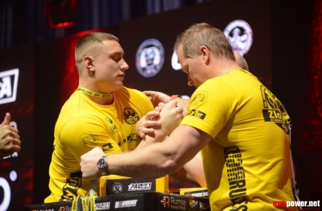 Oleg Petrenko: Antonovics is the best option for me # Armwrestling # Armpower.net