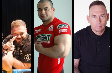 The voices of Vendetta All Stars 50 and Zloty Tur 2018 are known! # Armwrestling # Armpower.net