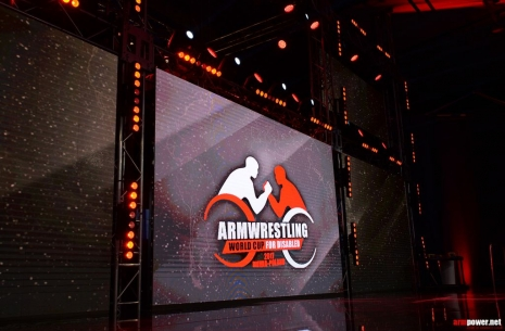Armwrestling World Cup for Diasbled: pics # Armwrestling # Armpower.net