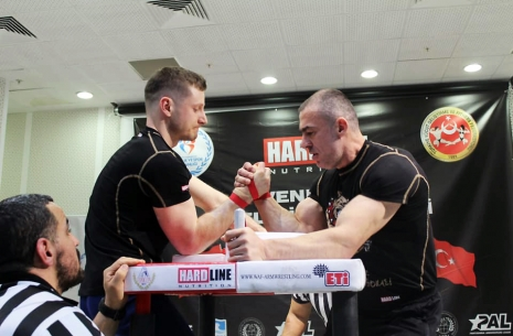 Engin Terzi: Mindaugas will become a lightweight legend # Armwrestling # Armpower.net
