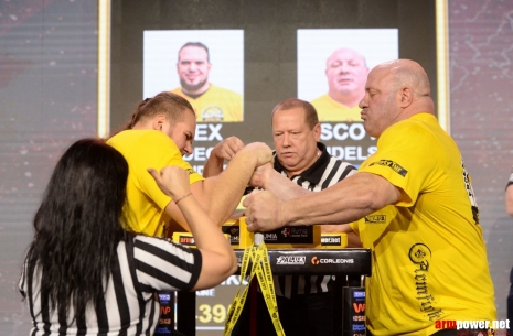 "Scot Mendelson: ""I am an armwrestler!"" # Armwrestling # Armpower.net"