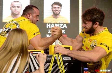 The toughest Zloty Tur! # Armwrestling # Armpower.net