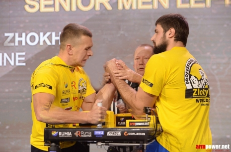 "Igor Mazurenko: ""These guys are more than serious"" # Armwrestling # Armpower.net"