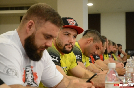 Evgeny Prudnik: I began to doubt my plans # Armwrestling # Armpower.net