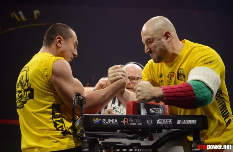Krasimir Kostadinov: I can fly! # Armwrestling # Armpower.net