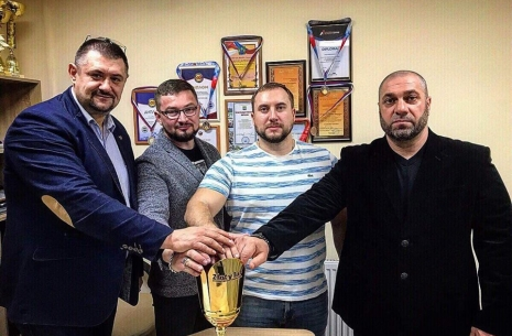 PAL opened a representative office in Russia # Armwrestling # Armpower.net