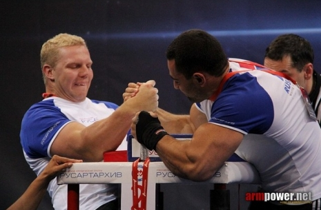 "Terence Opperman: ""I would like to pull with Vitaly Laletin"" # Armwrestling # Armpower.net"