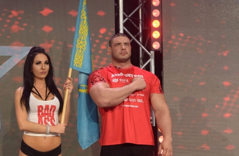 "Dmitry Trubin: ""I need a rematch"" # Armwrestling # Armpower.net"