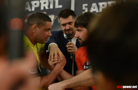 Why Top-8 needs the second draw? # Armwrestling # Armpower.net
