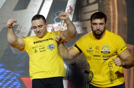 What if: Babaiev vs Prudnik # Armwrestling # Armpower.net