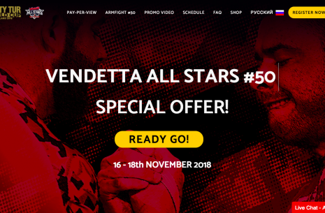 How to get access to Vendetta All Stars? Buy it or earn it!  # Armwrestling # Armpower.net