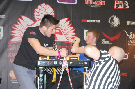 Championship of Poland: review # Armwrestling # Armpower.net